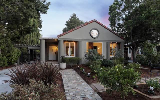 158 Rinconada Ave, Palo Alto, CA 94301 (#ML81775121) :: Brett Jennings Real Estate Experts