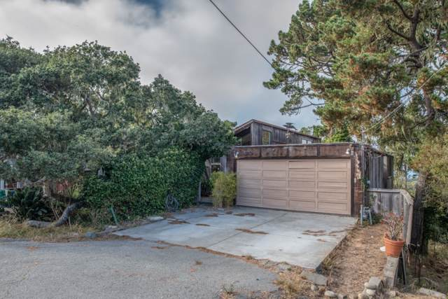 1016 Benito Ave, Pacific Grove, CA 93950 (#ML81775164) :: The Kulda Real Estate Group