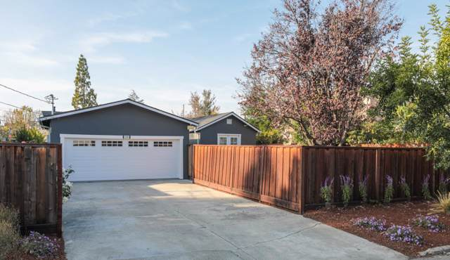 529 6th Ave, Menlo Park, CA 94025 (#ML81775177) :: The Sean Cooper Real Estate Group