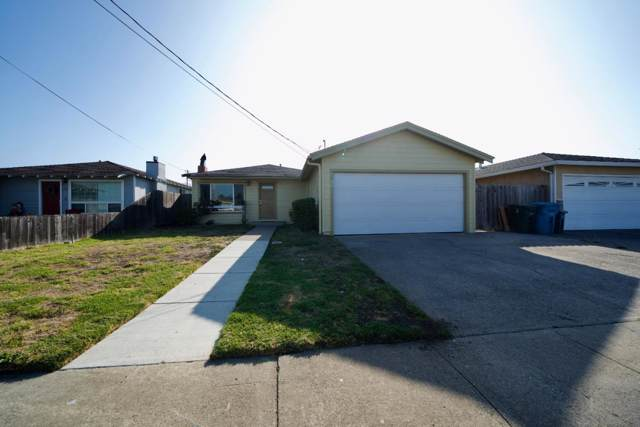 1175 Cervantes Way, Pacifica, CA 94044 (#ML81775217) :: The Kulda Real Estate Group