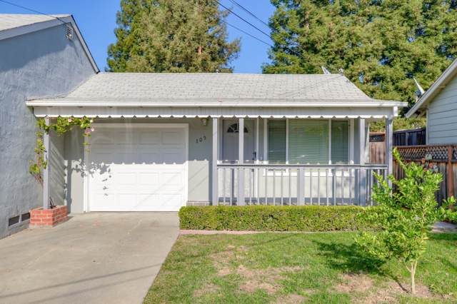 105 Bonita, Redwood City, CA 94061 (#ML81775242) :: Schneider Estates