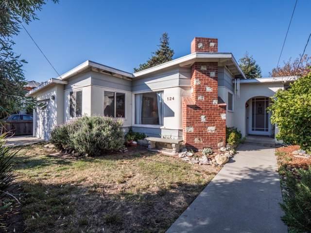 124 Plateau Ave, Santa Cruz, CA 95060 (#ML81775256) :: Maxreal Cupertino