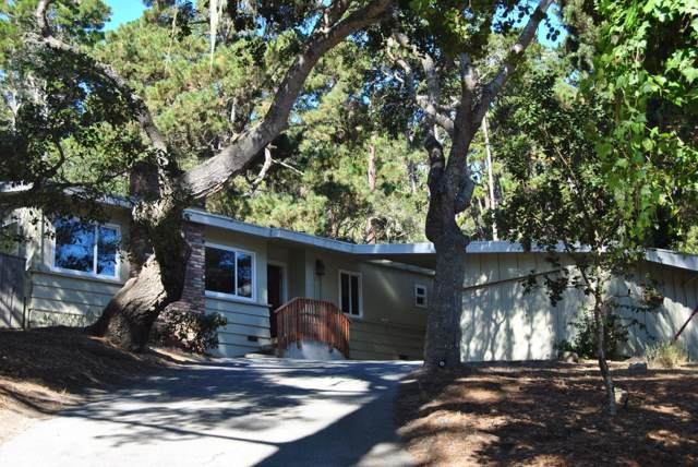 249 Mar Vista Dr, Monterey, CA 93940 (#ML81775286) :: Strock Real Estate