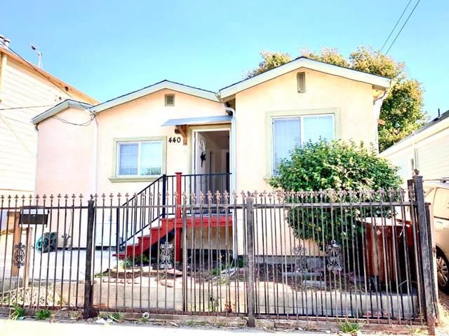 440 20th St, Richmond, CA 94801 (#ML81775347) :: Brett Jennings Real Estate Experts