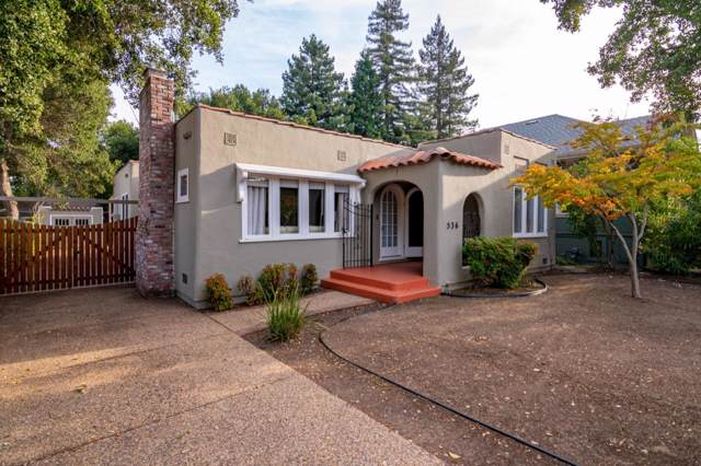 536 Addison Ave, Palo Alto, CA 94301 (#ML81775350) :: Brett Jennings Real Estate Experts