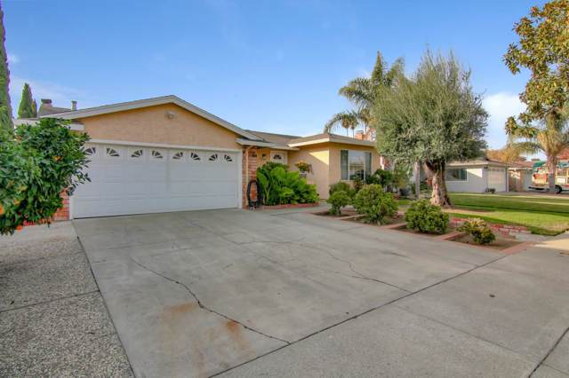 5753 Orchard Park Dr, San Jose, CA 95123 (#ML81775363) :: The Realty Society
