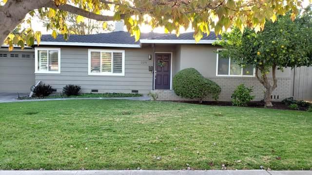 2275 Mazzaglia Ave, San Jose, CA 95125 (#ML81775395) :: The Gilmartin Group