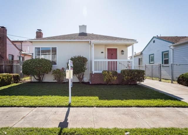 2314 Legion Ave, Oakland, CA 94605 (#ML81775431) :: The Realty Society