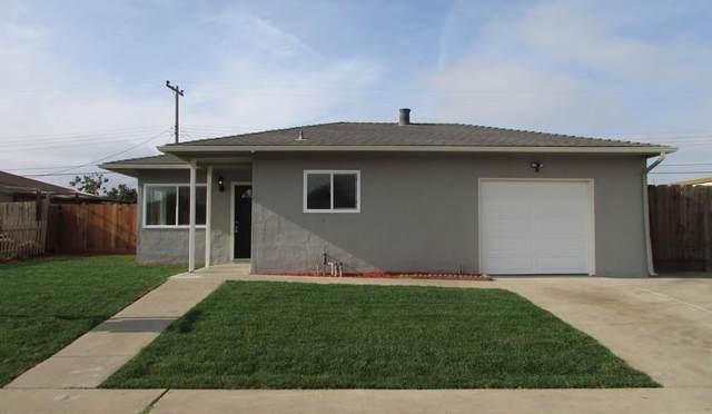 1321 Ramona Ave, Salinas, CA 93906 (#ML81775445) :: The Gilmartin Group