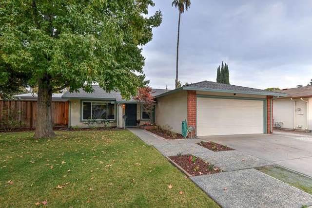 6994 Polvadero Dr, San Jose, CA 95119 (#ML81775446) :: The Gilmartin Group