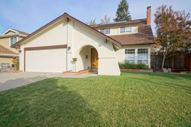 455 Curie Dr, San Jose, CA 95123 (#ML81775467) :: Intero Real Estate