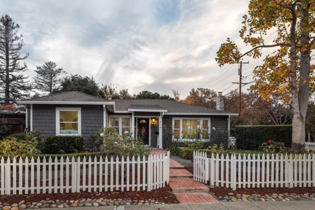 214 Oxford Ave, Palo Alto, CA 94306 (#ML81775491) :: The Gilmartin Group