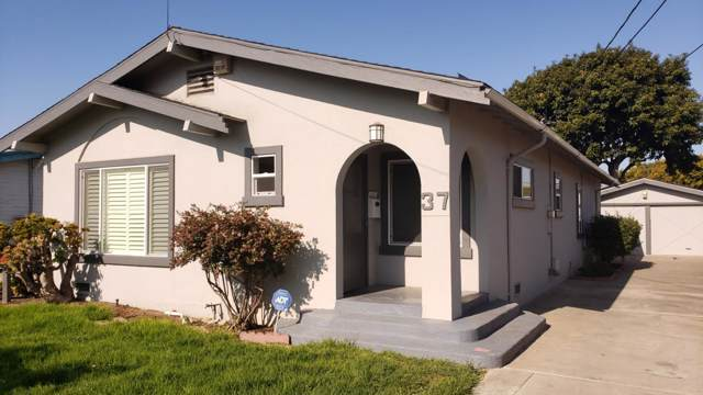 37 Willow St, Salinas, CA 93901 (#ML81775523) :: The Sean Cooper Real Estate Group