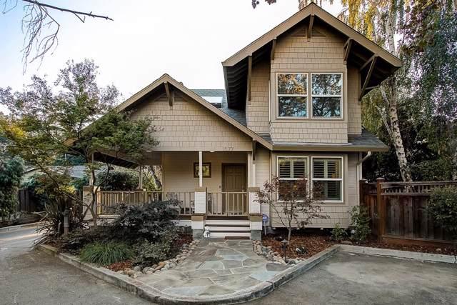 1077 Bird Ave, San Jose, CA 95125 (#ML81775548) :: The Realty Society