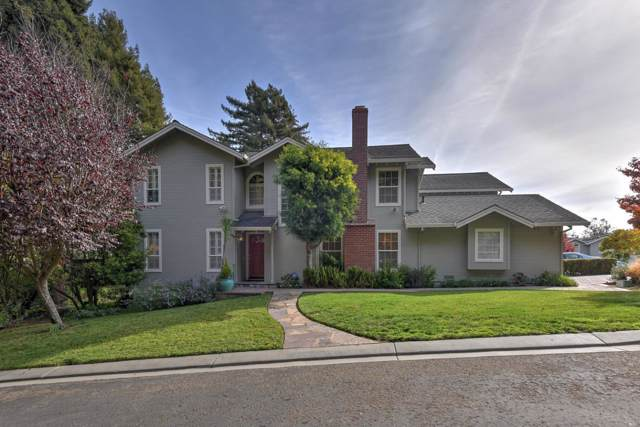 7866 Tanias Ct, Aptos, CA 95003 (#ML81775611) :: Keller Williams - The Rose Group
