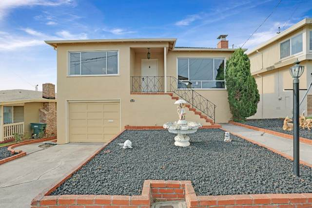25 Lilac Ln, South San Francisco, CA 94080 (#ML81775631) :: The Gilmartin Group