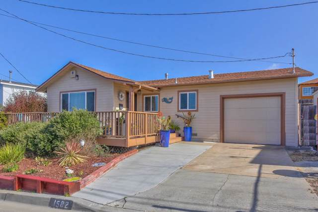 1582 Vallejo St, Seaside, CA 93955 (#ML81775640) :: The Kulda Real Estate Group