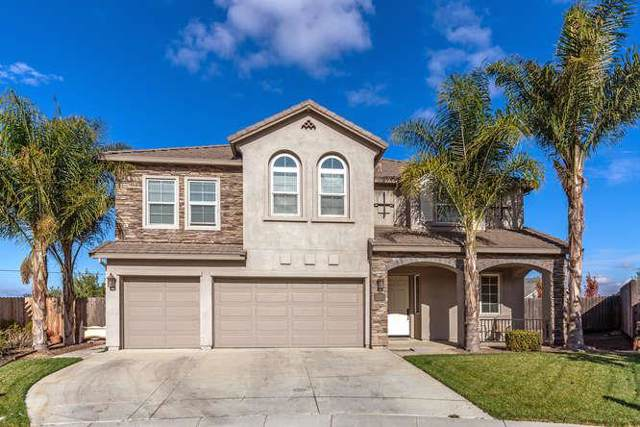 1370 Marilyn Ct, Hollister, CA 95023 (#ML81775731) :: The Realty Society