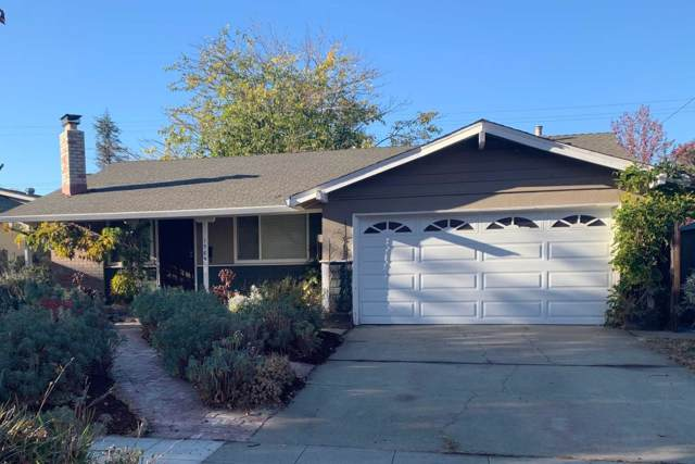 1789 Nelson Way, San Jose, CA 95124 (#ML81775808) :: Intero Real Estate