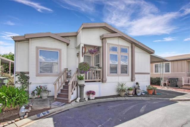 575 San Pedro Ave 43, Morgan Hill, CA 95037 (#ML81775820) :: The Gilmartin Group