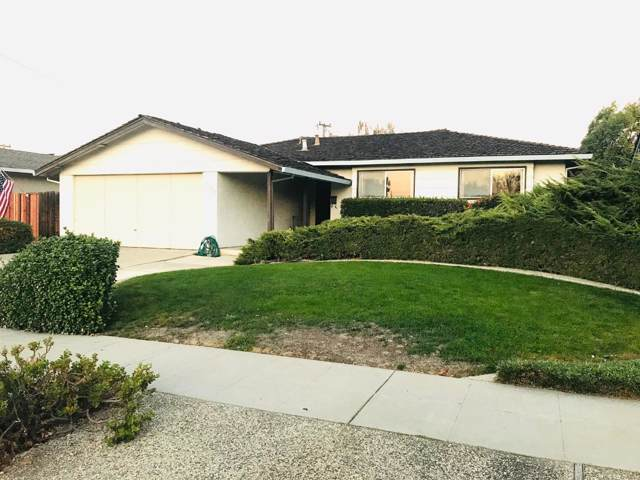 5340 Rimwood Dr, San Jose, CA 95118 (#ML81775917) :: The Gilmartin Group