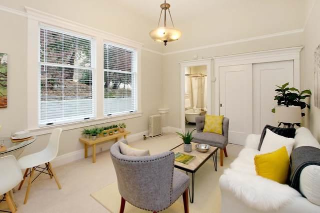 260 High St 107, Santa Cruz, CA 95060 (#ML81775935) :: The Kulda Real Estate Group