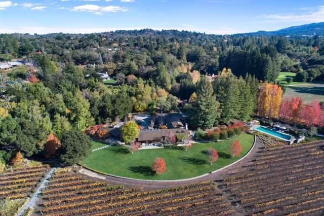 15 Hidden Valley Ln, Woodside, CA 94062 (#ML81775988) :: The Kulda Real Estate Group