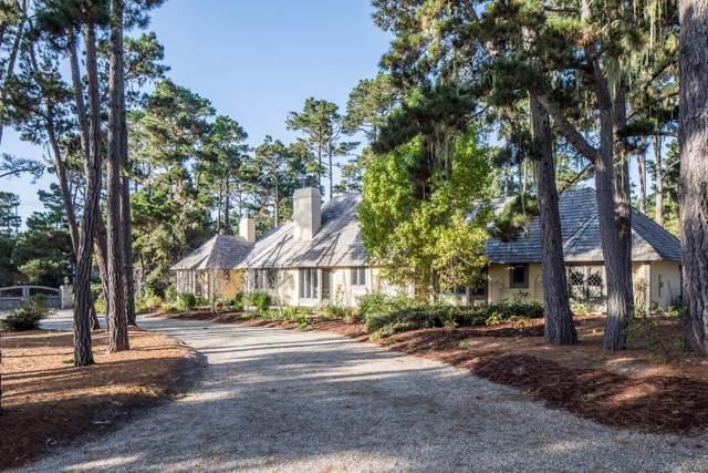 1421 Lisbon Ln, Pebble Beach, CA 93953 (#ML81776094) :: Brett Jennings Real Estate Experts