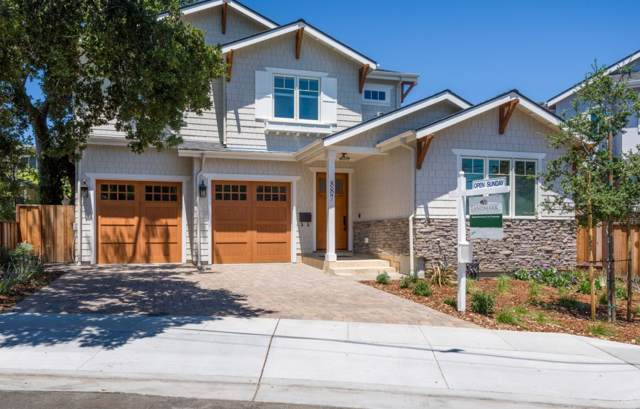 887 Elm St, San Carlos, CA 94070 (#ML81776098) :: Keller Williams - The Rose Group