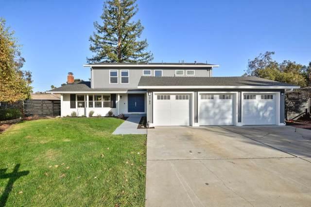 1745 Selig Ln, Los Altos, CA 94024 (#ML81776151) :: The Sean Cooper Real Estate Group
