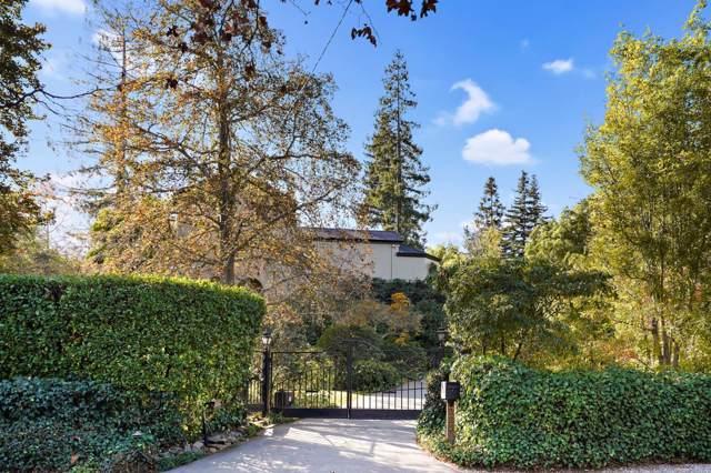 325 El Portal Ave, Hillsborough, CA 94010 (#ML81776205) :: The Kulda Real Estate Group