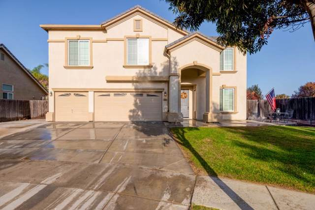 694 Apricot Ct, Los Banos, CA 93635 (#ML81776229) :: The Kulda Real Estate Group