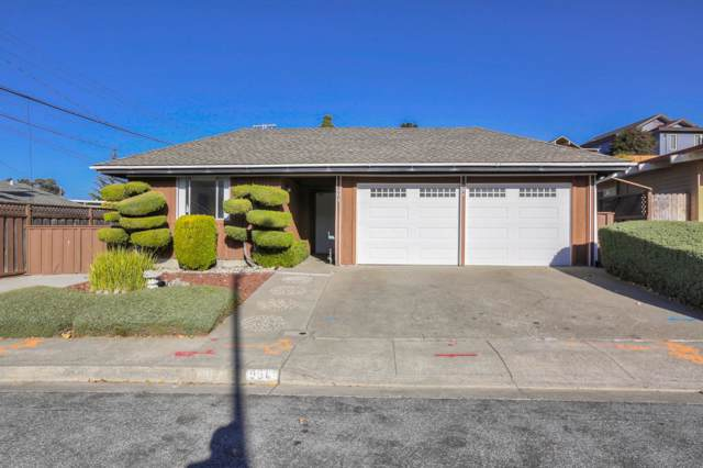 994 Evergreen Way, Millbrae, CA 94030 (#ML81776346) :: The Kulda Real Estate Group