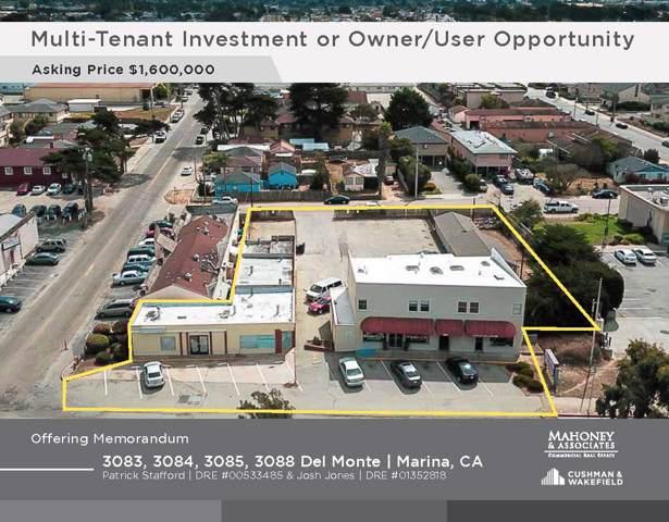 3084-3088 Del Monte Blvd, Marina, CA 93933 (#ML81776637) :: The Sean Cooper Real Estate Group