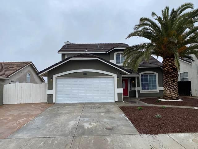 1362 El Cajon Ln, Los Banos, CA 93635 (#ML81776665) :: The Kulda Real Estate Group