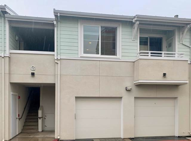 1066 41st Ave G205, Capitola, CA 95010 (#ML81776707) :: The Kulda Real Estate Group