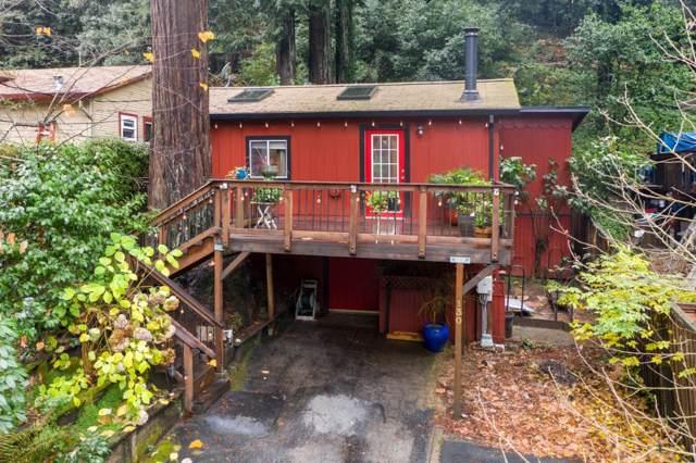 130 Hillside Ave, Boulder Creek, CA 95006 (#ML81776710) :: The Kulda Real Estate Group