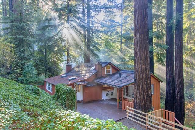 556 Redwood Rd, Felton, CA 95018 (#ML81776732) :: The Goss Real Estate Group, Keller Williams Bay Area Estates