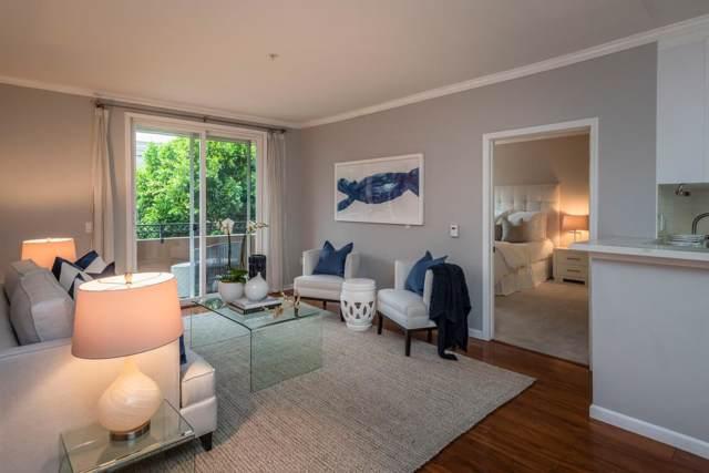 401 S Norfolk St 206, San Mateo, CA 94401 (#ML81776780) :: The Kulda Real Estate Group