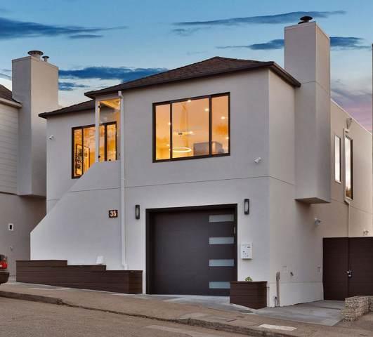 35 Cityview Way, San Francisco, CA 94131 (#ML81776791) :: The Sean Cooper Real Estate Group