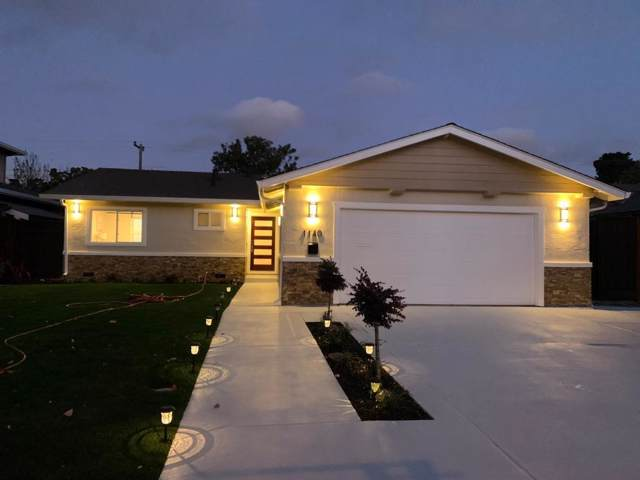 1140 Sonuca Ave, Campbell, CA 95008 (#ML81776810) :: The Kulda Real Estate Group