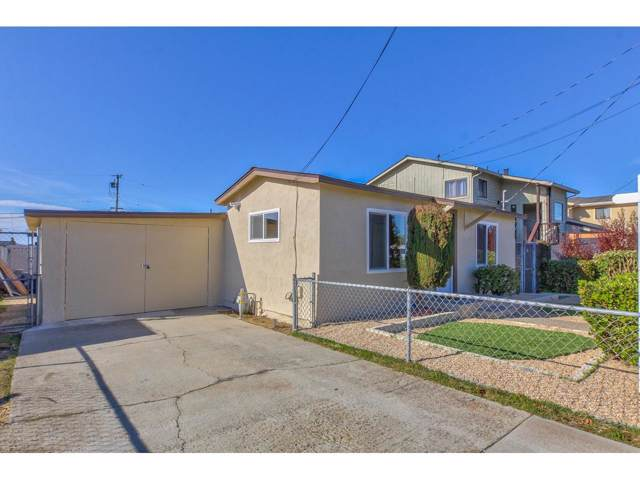 1655 Laguna St, Seaside, CA 93955 (#ML81776812) :: Intero Real Estate