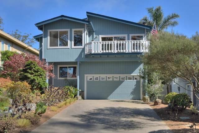 939 The Alameda, El Granada, CA 94018 (#ML81776830) :: The Kulda Real Estate Group
