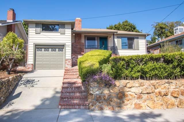2018 Monroe Ave, Belmont, CA 94002 (#ML81776888) :: Strock Real Estate