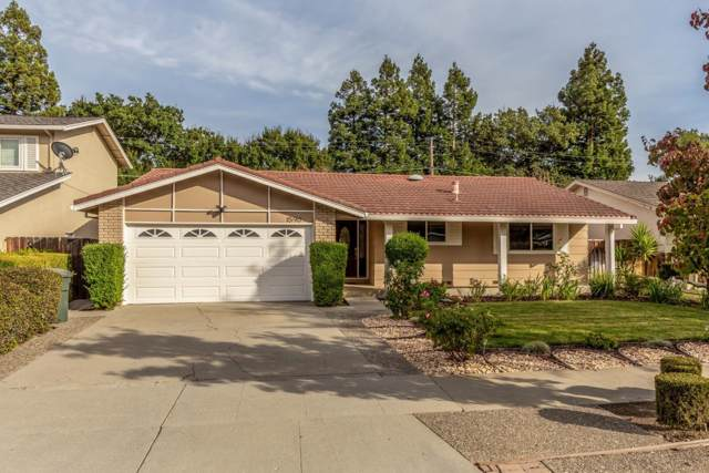 1590 Jamestown Dr, Cupertino, CA 95014 (#ML81776916) :: The Kulda Real Estate Group