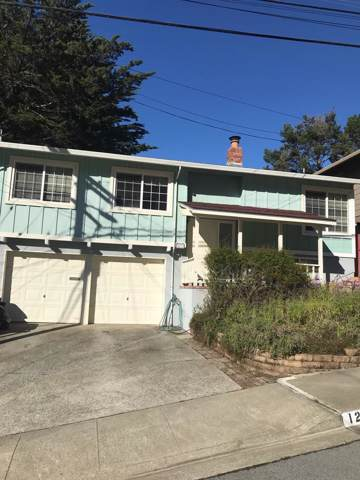 1273 Aspen Dr, Pacifica, CA 94044 (#ML81777162) :: The Kulda Real Estate Group