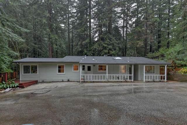 1435 Pine Flat Rd, Santa Cruz, CA 95060 (#ML81777192) :: The Sean Cooper Real Estate Group