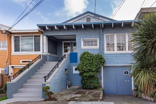 149 Bertita St, San Francisco, CA 94112 (#ML81777223) :: The Sean Cooper Real Estate Group