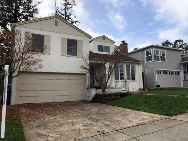 510 Bucknell Dr, San Mateo, CA 94402 (#ML81777229) :: The Sean Cooper Real Estate Group