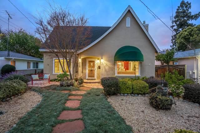 1017 Hazelwood Ave, San Jose, CA 95125 (#ML81777231) :: Strock Real Estate